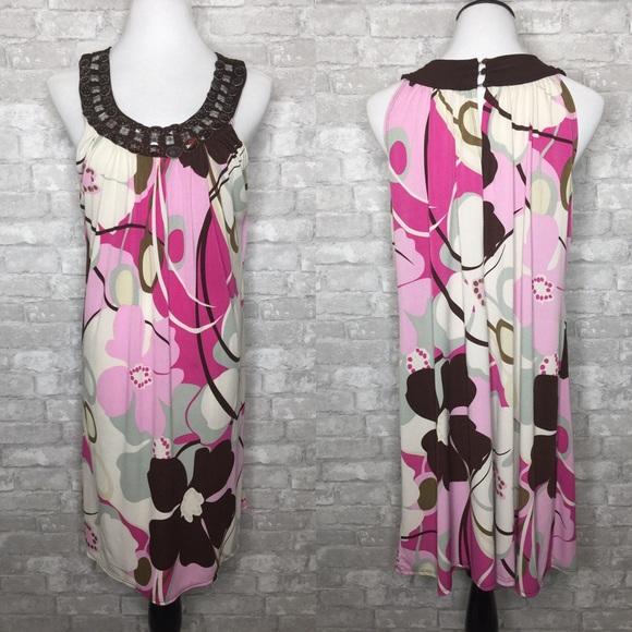 HeartSoul Dresses & Skirts - Heart Soul pink floral dress